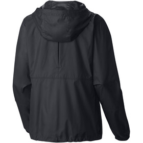 Columbia Flash Forward Chaqueta Cortavientos Mujer, black